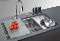 Brand: FRANKE, Model: CWX161D, Color: Stainless Steel