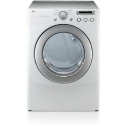 Brand: LG, Model: DLG2051W, Color: White