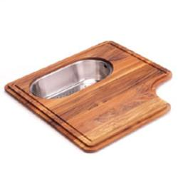 Brand: FRANKE, Model: PS3045SP, Style: Solid Wood Cutting Board