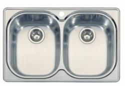 Brand: FRANKE, Model: CPX620, Color: Stainless Steel