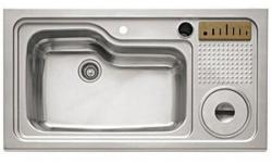 Brand: FRANKE, Model: ORX710, Style: 48 Inch Single Bowl Work-Top Sink