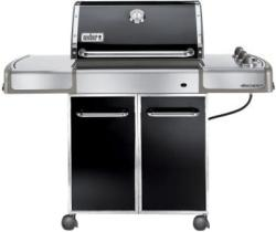 Brand: WEBER, Model: 3841001, Fuel Type: Black, LP Gas