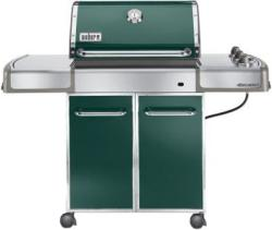 Brand: WEBER, Model: 3841001, Fuel Type: Green, LP Gas