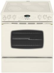 Brand: Maytag, Model: MES5875BAN, Color: Bisque