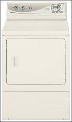 Brand: MAYTAG, Model: SDE3606AYW, Color: Bisque