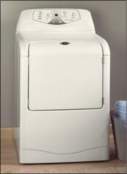 Brand: MAYTAG, Model: MDE6800AYW, Color: Bisque