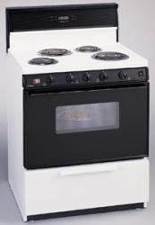 Brand: PREMIER, Model: EDK340B, Color: White with Black Trim