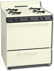 Brand: PREMIER, Model: GFK100O, Color: Bisque with Black Trim