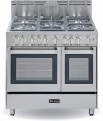 Brand: Verona, Model: VEFSGG365DSS, Color: Stainless Steel
