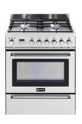 Brand: Verona, Model: VEFSGE304PBU, Color: Stainless Steel
