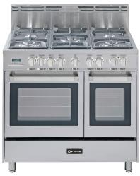Brand: Verona, Model: VEFSGE365DBU, Color: Stainless Steel
