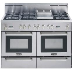 Brand: Verona, Model: VEFSGE486DGPSS, Color: Stainless Steel