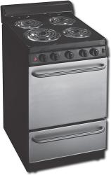 Brand: PREMIER, Model: ECK600BP, Color: Stainless Steel