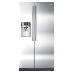 Brand: SAMSUNG, Model: RS261MDRS, Color: Real Stainless