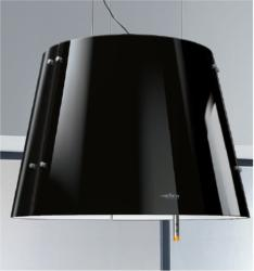 Brand: ELICA, Model: EGR320WT, Color: Black Opaline Glass