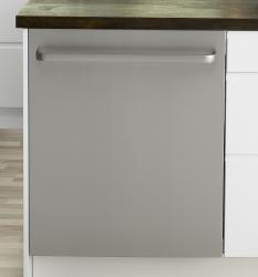 Brand: Asko, Model: D5883XXLHSENC, Color: Touchproof Stainless Steel with Towel Bar Handle