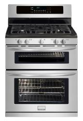 Brand: Frigidaire, Model: FGGF304DLB, Color: Real Stainless Steel