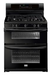 Brand: FRIGIDAIRE, Model: FGGF304DLF, Color: Black