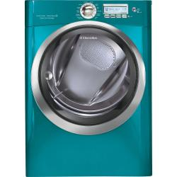 Brand: Electrolux, Model: EWMED70JMB, Color: Turquoise Sky