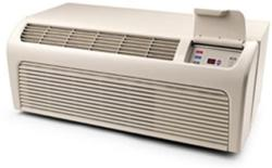Brand: Amana, Model: PTH093E35AXXX, Style: 9,000 BTU Packaged Terminal Air Conditioner