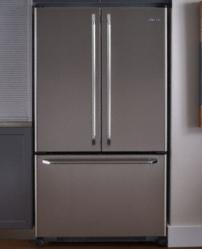Brand: Dacor, Model: EF36BNFSS, Style: 19.8 cu. ft. Counter Depth French Door