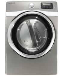 Brand: Samsung, Model: DV520AEW, Color: Stainless Platinum