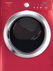 Brand: Frigidaire, Model: FAQG7071LR, Color: Classic Red