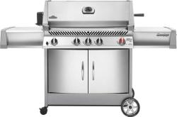 Brand: Napoleon, Model: PT600RBINZ2, Fuel Type: Stainless Steel Lid, Liquid Propane