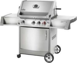 Brand: Napoleon, Model: PT450RBINZ2, Fuel Type: Stainless Steel Lid, Liquid Propane
