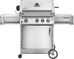 Brand: Napoleon, Model: PT450RBPZ4, Fuel Type: Stainless Steel Lid, Liquid Propane