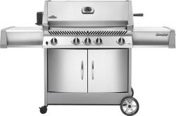 Brand: Napoleon, Model: PT600RBPSS3, Fuel Type: Stainless Steel Lid, Liquid Propane