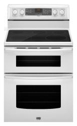 Brand: Maytag, Model: MET8665XS, Color: White