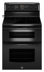 Brand: MAYTAG, Model: MET8775X, Color: Black
