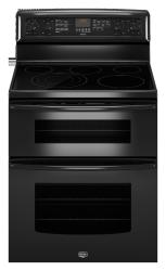 Brand: MAYTAG, Model: MET8885XW, Color: Black