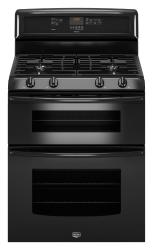 Brand: MAYTAG, Model: MGT8655XS, Color: Black