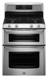 Brand: MAYTAG, Model: MGT8655XS, Color: Stainless Steel