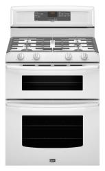 Brand: MAYTAG, Model: MGT8655XS, Color: White