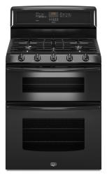 Brand: MAYTAG, Model: MGT8775XW, Color: Black