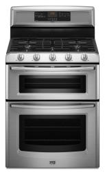 Brand: MAYTAG, Model: MGT8775XW, Color: Stainless Steel