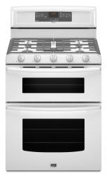 Brand: MAYTAG, Model: MGT8775XW, Color: White