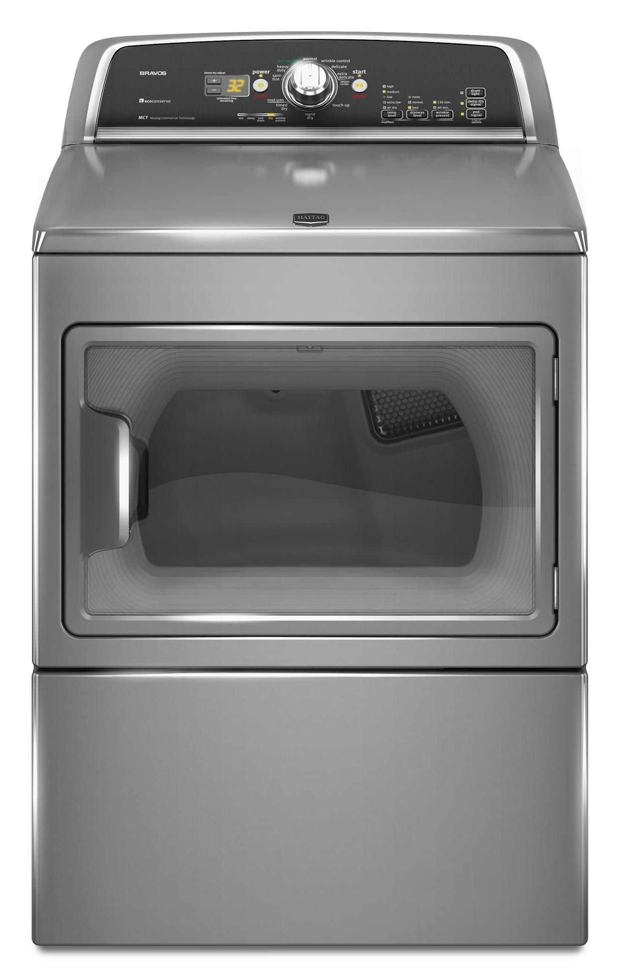Maytag Mgdx700xl 27 Quot Gas Dryer With 7 4 Cu Ft Capacity