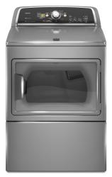 Brand: MAYTAG, Model: MGDX700XW, Color: Lunar Silver