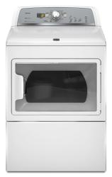 Brand: MAYTAG, Model: MGDX700XW, Color: White