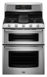 Brand: Maytag, Model: MGT8885XB, Color: Stainless Steel