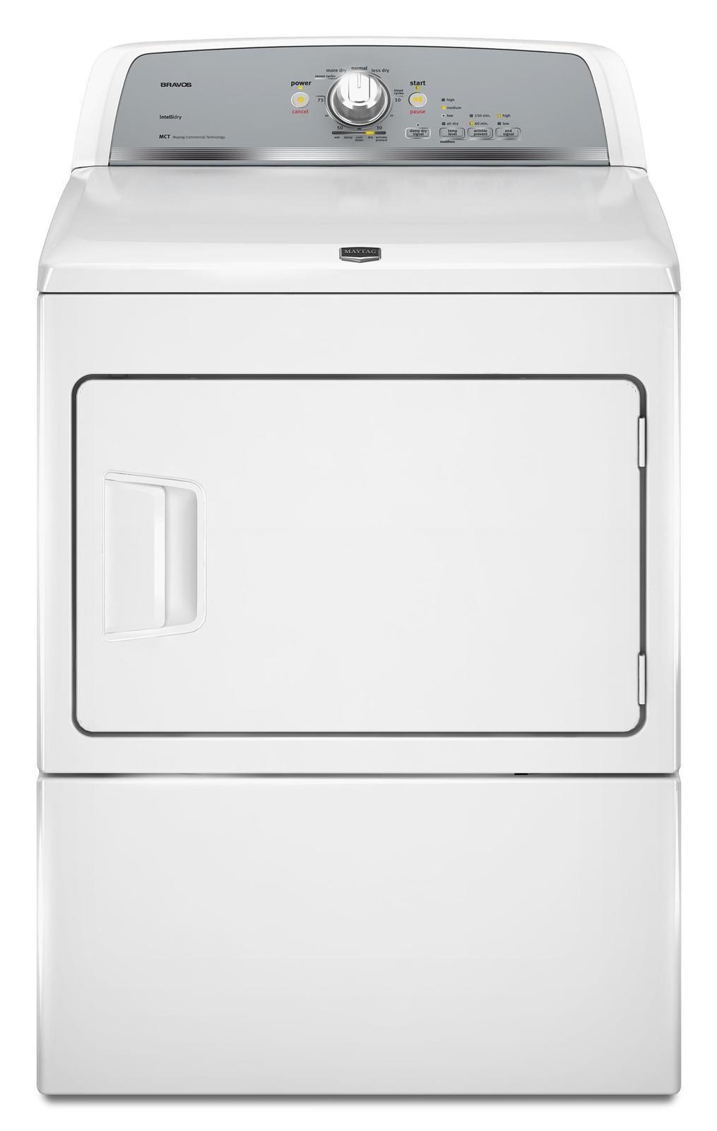 Medx550xw Maytag Medx550xw Bravos X Series Electric Dryers