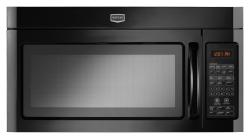 Brand: Maytag, Model: MMV4203WW, Color: Black