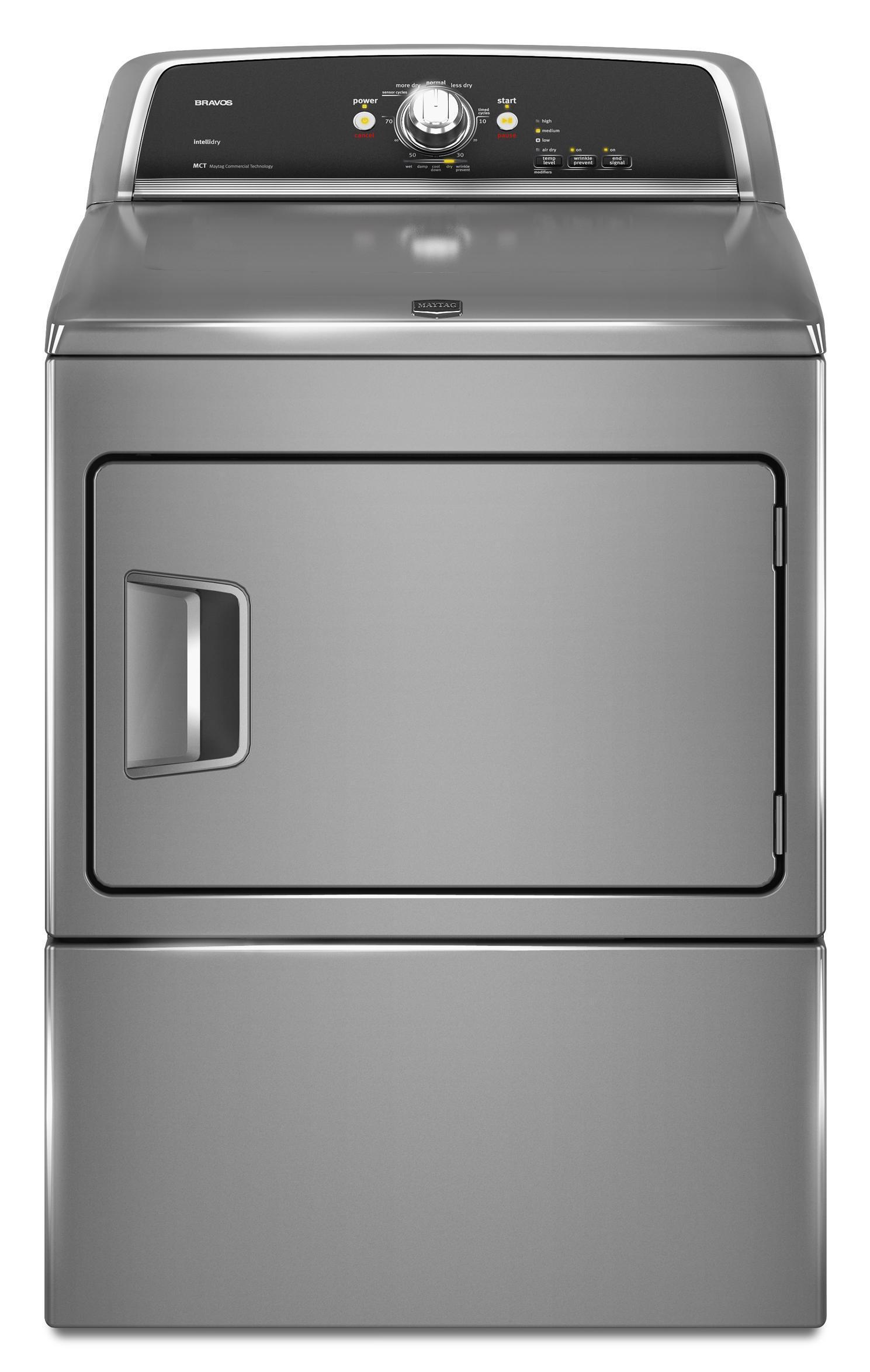 Mgdx500xw Maytag Mgdx500xw Bravos X Series Gas Dryers