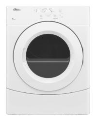 Brand: Whirlpool, Model: WGD9050XW, Color: White