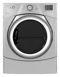 Brand: Whirlpool, Model: WED9270XR, Color: Lunar Silver