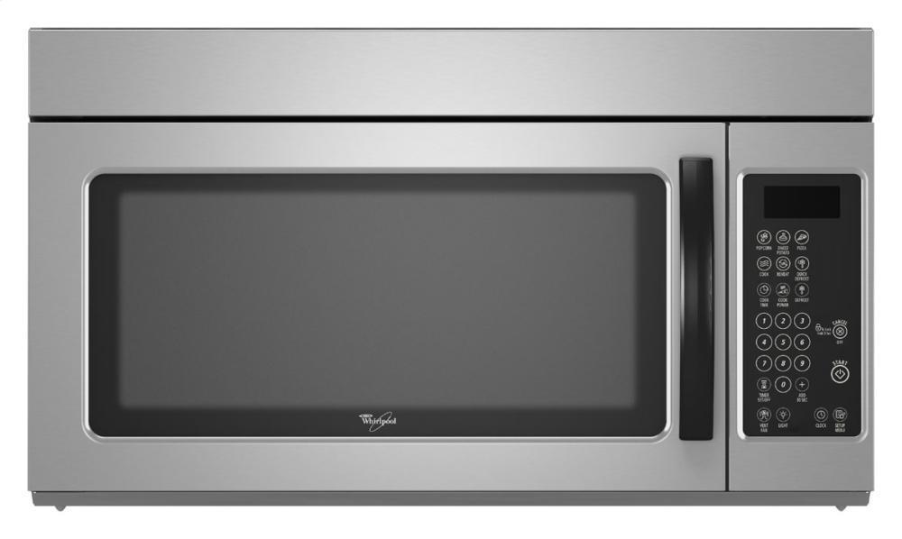 Wmh1163xvb Whirlpool Wmh1163xvb Over The Range Microwaves